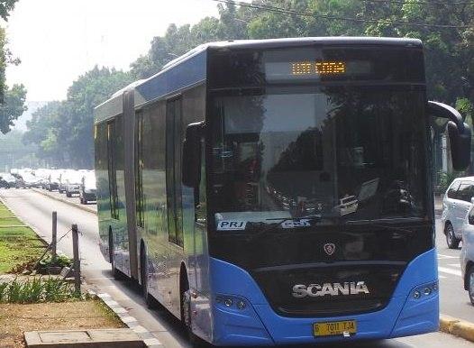 Transjakarta Akan Mengoperasikan Angkutan Pemukiman Di Jabodetabek
