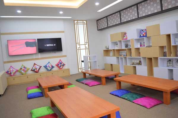 pusat kebudayaan korea-indonesia
