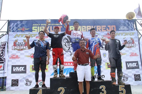 Kejurnas Motocross 2017 Seri 1 Jogja, Corsa Beri Dukungan Penuh Ke Bali MX