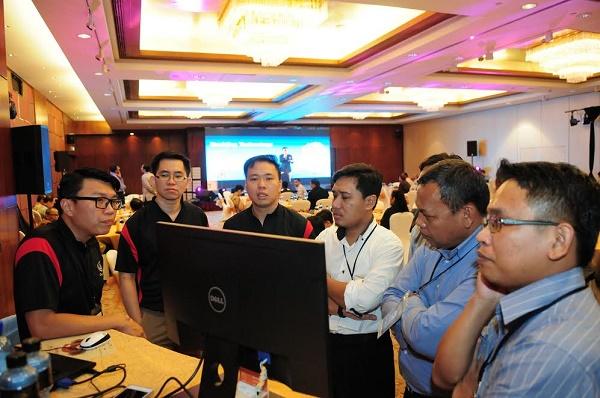 Peluncuran Quarto - Sistem Manajemen Perkebunan Berbasis Teknologi Cloud