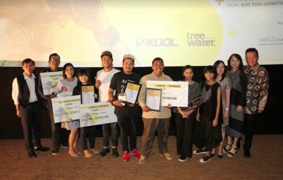 "KOMPETISI VIDEO PENDEK ""V-KOOL CREATIVE CHALLENGE INDONESIA  2017"""