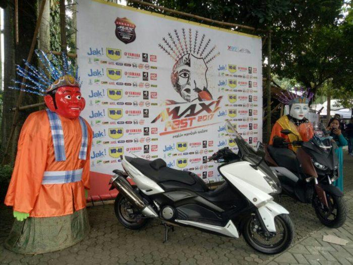 Jakarta Max Owners (JMO) MAXIFEST 2017 rayakan Milad ke-2 sekaligus lestarikan budaya BETAWI