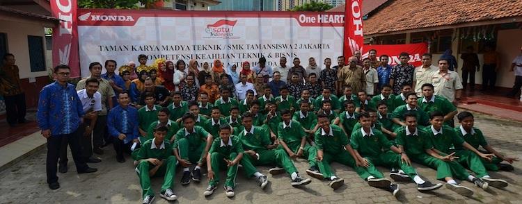 Wahana Tambah SMK Binaan di Jakarta