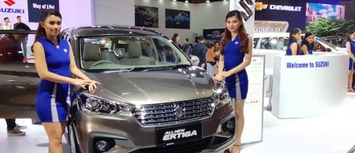 Promo Dan Cicilan Menarik Beli Suzuki Di Telkomsel IIMS 2019
