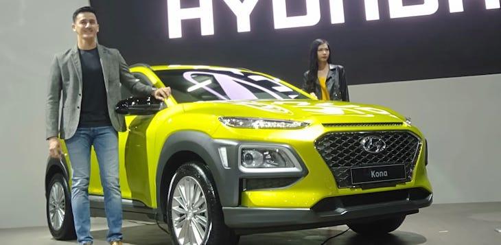 Hyundai Kona Dengan Fitur dan Harga 300 jutaan