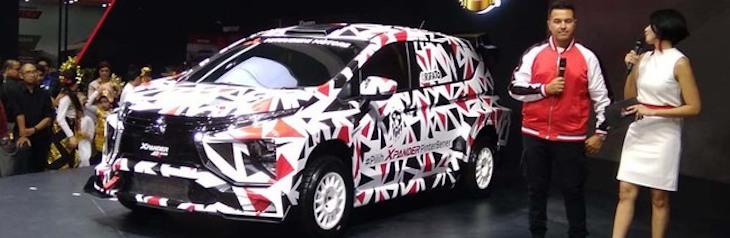 MMKSI Berikan Hiburan dan Edukasi Kepada Pengunjung Terbaik di Booth Mitsubishi Motors IIMS