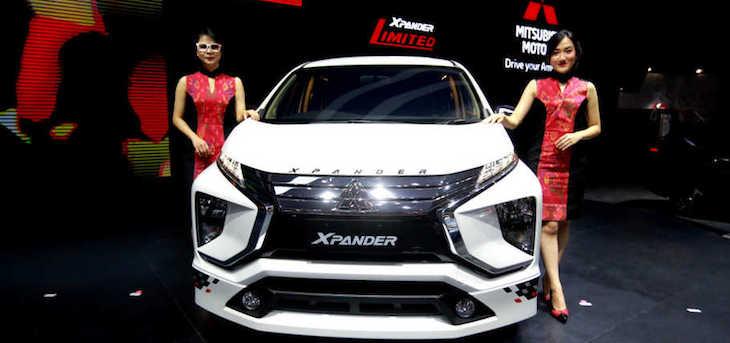 Xpander Limited Edition Meluncur Dengan Ubahan Serta Harga