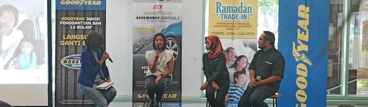 Goodyear Indonesia Berikan Program Komplit Keselamatan Berkendara