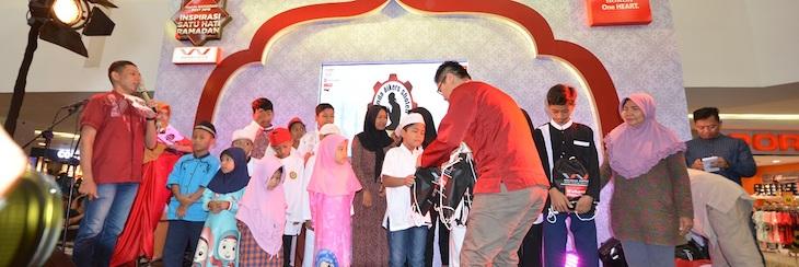 Ubah Citra Negatif, Komunitas Honda Lakukan Hal Ini di Bulan Ramadhan