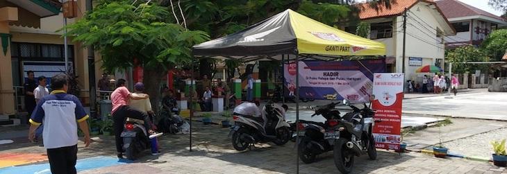 Layanan Purna Jual Honda Aktif Hingga ke Wilayah Pulau