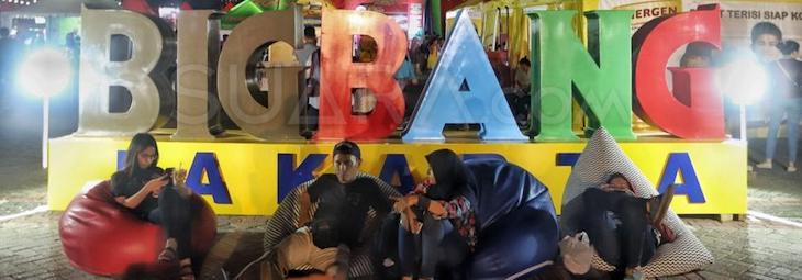 BIG BANG Hadir Di Surabaya