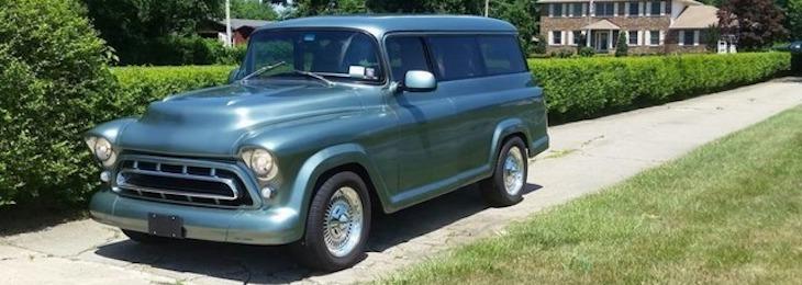 Kilas Sejarah Chevrolet Diperkenalkan Tahun 1935