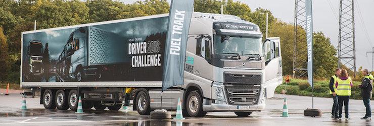 Volvo Dynamic Steering Semakin Mempermudah Kerja Sopir Truk