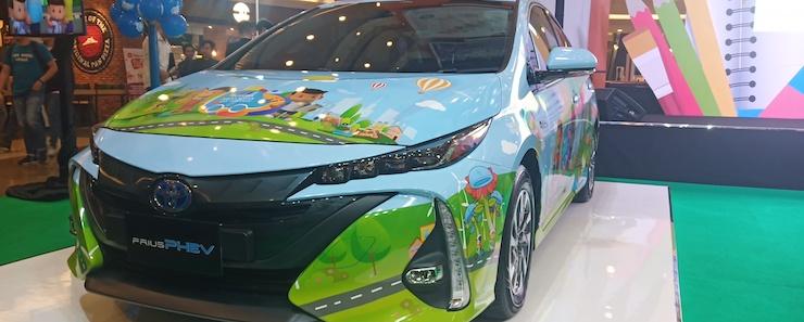 Toyota Dream Car Art Contest Mengajak Anak-Anak Indonesia Menggambar Mobil Impiannya