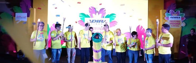 Adira Finance Kembali Adakan Festival Pesona Lokal Angkat Budaya Indonesia