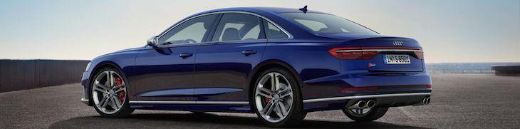 Audi S8 Terbaru Memiliki Horse Power Sebesar 563