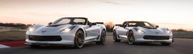 Chevrolet Corvette Carbon 65 Edition Tahun 2018 ini Terjual Sekitar 20 milliar Rupiah