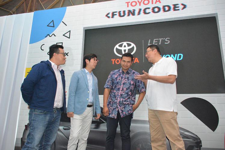 Toyota Ajak Generasi Muda Ikuti Kompetisi Pemrograman Digital