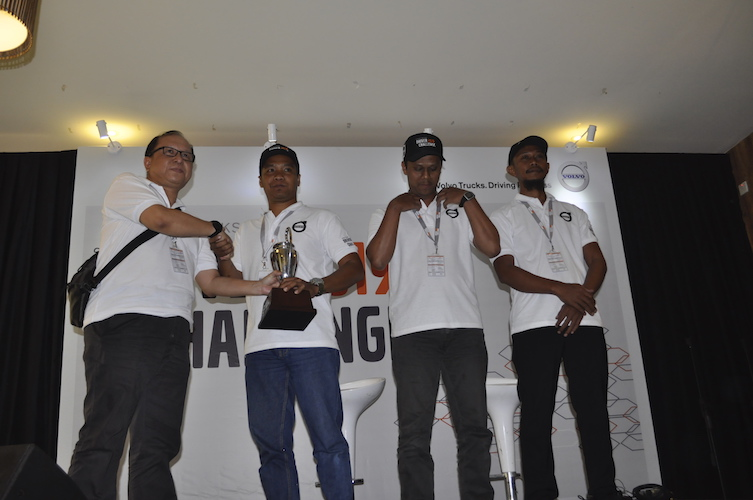 Volvo Trucks Indonesia Driver Challenge 2019 Memilih Hermansyah Menjadi Juaranya